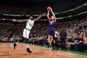 Devin Booker borong 70 poin tapi Suns takluk kontra Celtics 120-130