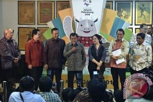 Wapres pimpin rapat persiapan Asian Games Inasgoc