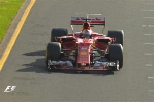 Ferrari duduki posisi pertama dan terakhir pada latihan Bahrain