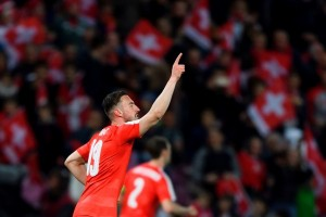 Kualifikasi Piala Dunia 2018 - Swiss sapu bersih di Grup B Eropa