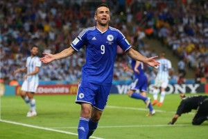 Kualifikasi Piala Dunia 2018 - Bosnia pangkas jarak ke puncak Grup H