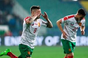 Bulgaria pecundangi Belanda 2-0