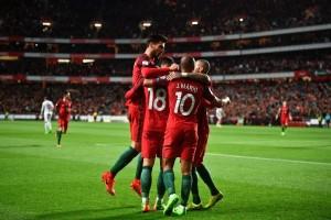 Diwarnai dua kartu merah, Portugal rebut posisi ketiga