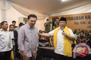 Agung Laksono: Golkar sangat puas dengan kinerja Presiden Jokowi