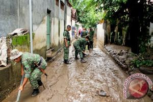 Banjir landa Kabupaten Solok