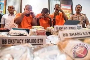 GAN: pemakai narkoba di Indonesia tingkat membahayakan