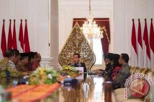 Presiden Terima Ikatan Hakim Indonesia