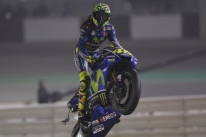 Rossi heran dengan performa motornya yang tidak konsisten