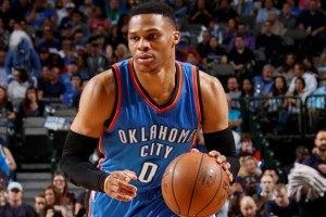 "Westbrook bukukan ""triple-double"" ke-37, Thunder atasi Mavericks 92-91"