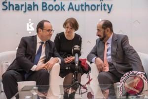 Sharjah jadi tamu kehormatan event Paris Book Fair 2018