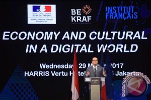 Hollande: dimensi kebudayaan jadi inti hubungan Prancis-Indonesia