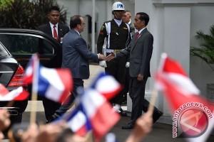 Indonesia-Prancis sepakati lima kerjasama