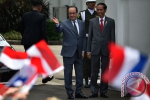 Presiden sambut komitmen investasi baru dari Prancis