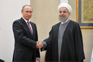 Rusia-Iran tandatangani kesepakatan ekonomi