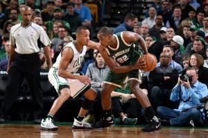 Dipecundangi Bucks 100-103, Celtics melorot lagi ke urutan kedua