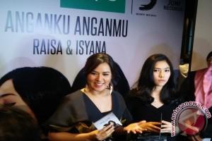 Raisa dan Isyana Sarasvati buka-bukaan soal single kolaborasi