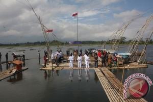 Situ Bagendit di Garut makin diminati wisatawan