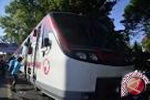 Kereta Api Batara Kresna dan klaksonnya
