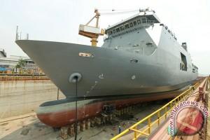 PT PAL : produksi kapal perang tidak terganggu OTT
