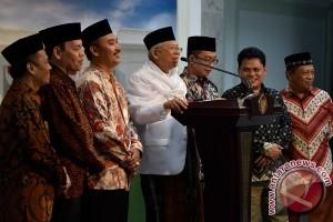 Ketua MUI dan Presiden Jokowi bertemu, bahas Kongres Ekonomi Umat