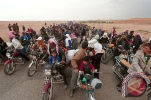 Serangan udara koalisi pimpinan AS tewaskan 14 warga sipil Suriah
