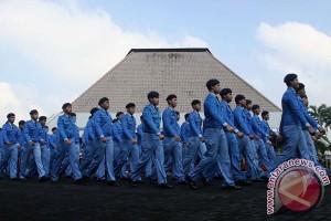 Pembelajaran di SMA Taruna Nusantara Magelang berlangsung normal