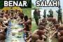 Klarifikasi Adhyaksa Dault soal hukuman Pramuka makan di tanah