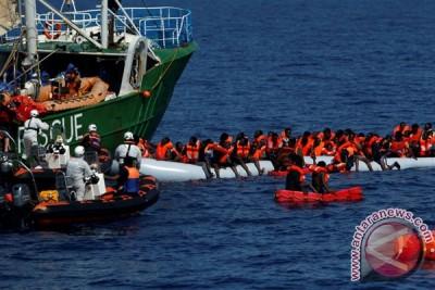 Sedikitnya 30 migran, sebagian besar balita, tenggelam di Libya