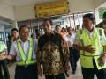 Menhub Tinjau Bandara Yogyakarta