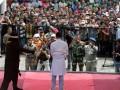 Eksekusi Hukuman Cambuk Di Aceh