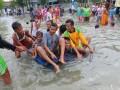 Banjir ROB Di Belawan