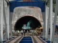 Pengeboran Terowongan Kereta