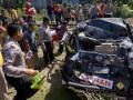 Kecelakaan Kereta VS Mobil