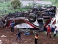 Kecelakaan Bus Di Puncak