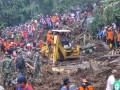 Pencarian Korban Banjir Bandang