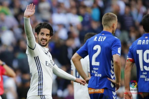 Real Madrid Raih Kemenangan Kandang Pertama Usai Bekuk Espanyol 2-0