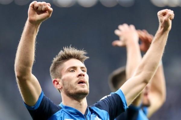 Gol Huebner bawa Hoffenheim ke tiga besar Liga Jerman