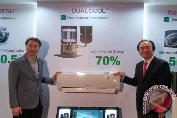 LG luncurkan koleksi produk berteknologi inverter, sasar kalangan atas