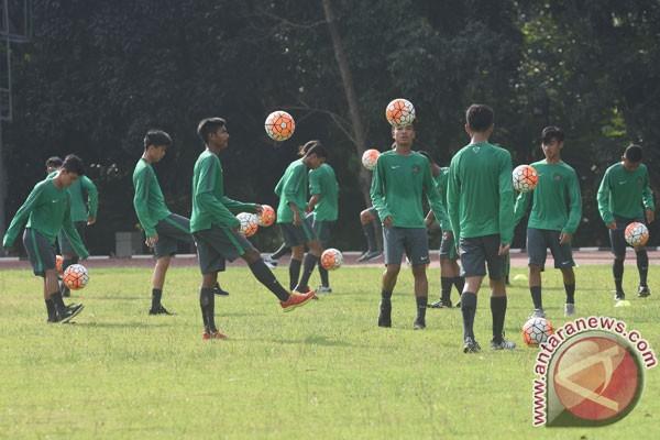 Timnas U16 tekuk Timor-Leste 3-1