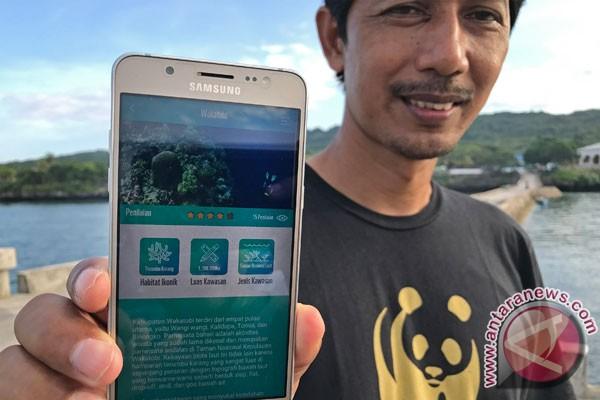 Puluhan penyelam asing meriahkan Festival Pesona Takabonerate