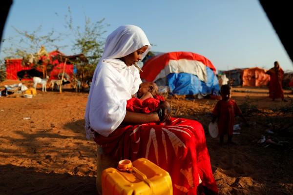 Kelompok militan halangi bantuan untuk anak-anak yang kelaparan