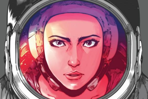 Rixa, menyelami kehidupan astronot lewat komik