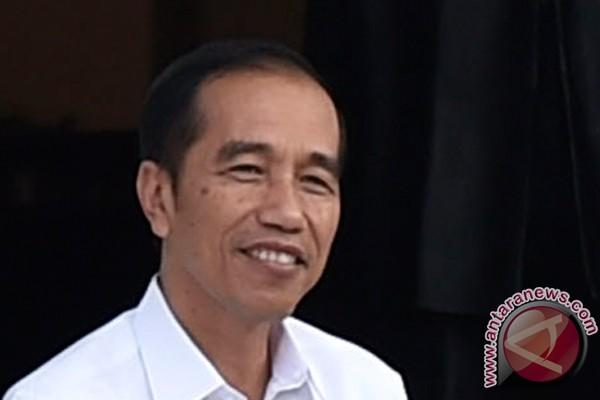 Presiden Jokowi buka rakornas kemaritiman di TMII