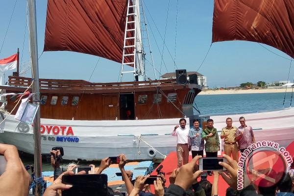 Phinisi Bagi Negeri, cara Toyota Astra Motor lestarikan terumbu karang