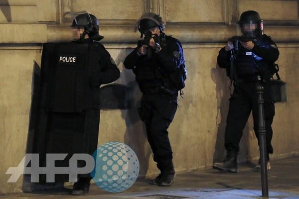 ISIS klaim penembakan polisi Paris