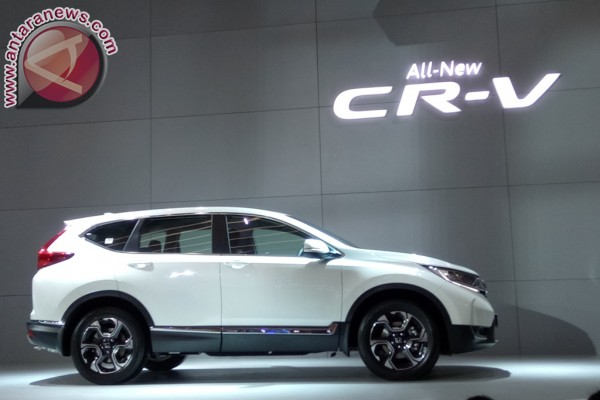All New CR-V jualan utama Honda di IIMS 2017