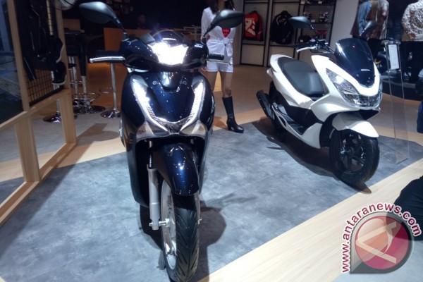 Honda SH150i, skutik premium bergaya Eropa
