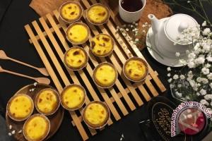 Baked Cheese Tart dengan sertifikat halal pertama di Indonesia