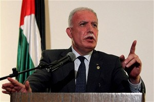 Palestinians hope for balanced American role in peace process