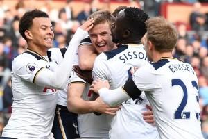 Spurs taklukkan rival abadi Arsenal 2-0